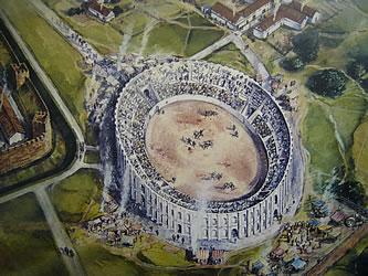 King arthur 39 s round table - King arthur s round table found ...